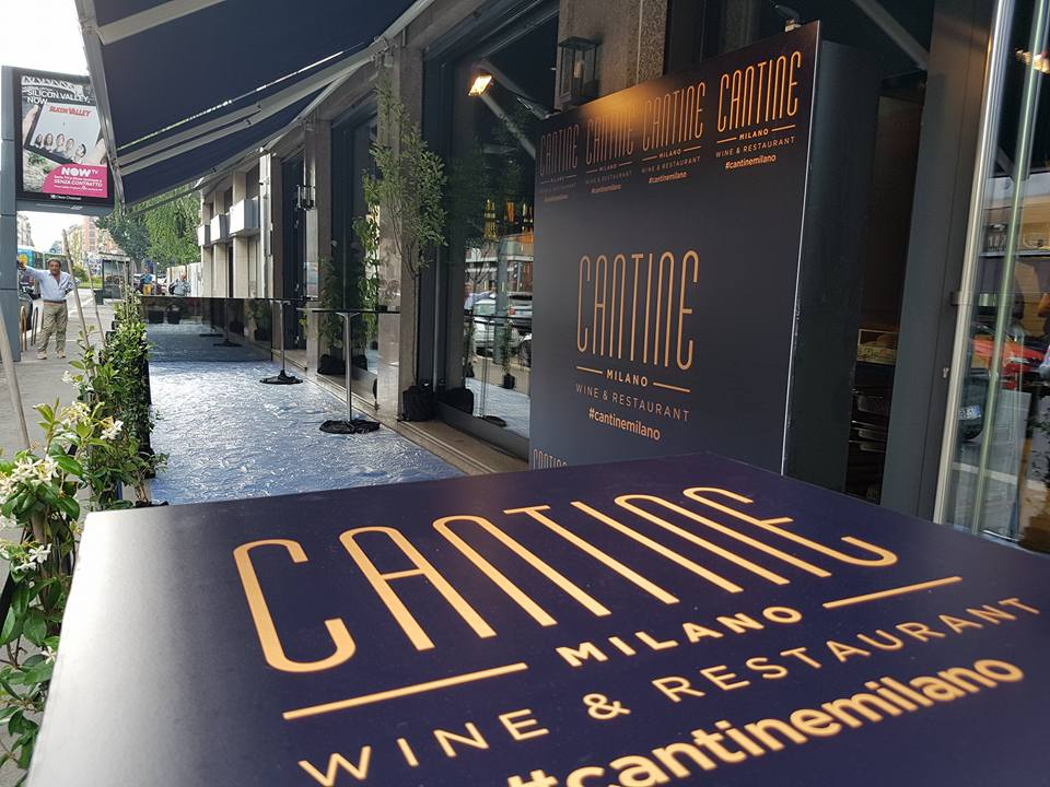 Apre Cantine Milano, il wine&restaurant che abbina vino ecucina